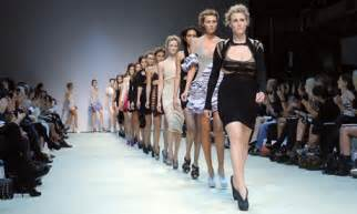 cat walk fashion week catwalk row size 14 models