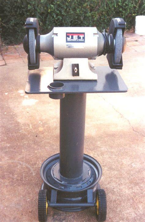 bench grinder stand pdf diy build a bench grinder stand build wine