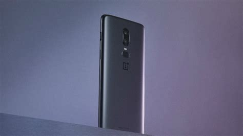 midnight black color oneplus 6 256gb variant in midnight black color available