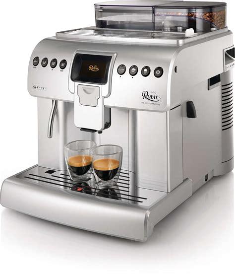 saeco koffiemachines reparatie royal volautomatische espressomachine hd8930 01 saeco
