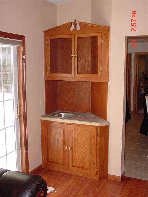 Hand Made Wet Bar Cabinet by BBG Woodworks   CustomMade.com