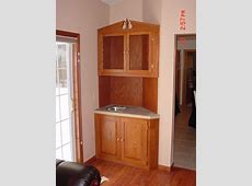 Hand Made Wet Bar Cabinet by BBG Woodworks CustomMadecom