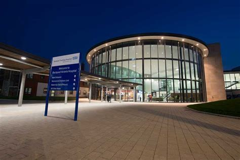 The New Harbour Hospital, Blackpool Case Study   Warmup