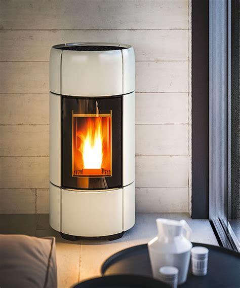 Modern pellet stoves   MCZ