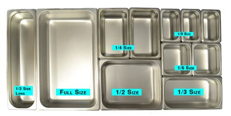 steam table pan size chart pan sizes pictures to pin on pinterest pinsdaddy
