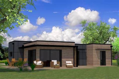plans maisons plain pied 3 chambres des plans des idées maison bois arcadial