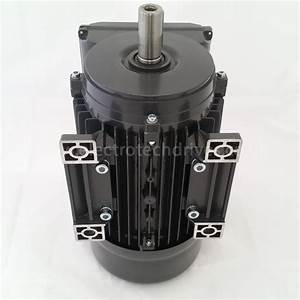 2kw 3hp 2800rpm 240v Electric Motor Single Phase