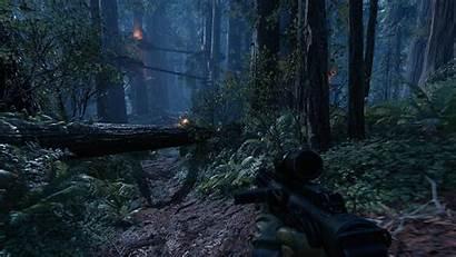 Wars Battlefront Star Screenshots Endor Forest Moon