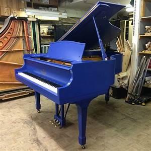 Refinishing - Paul Hahn Pianos Toronto