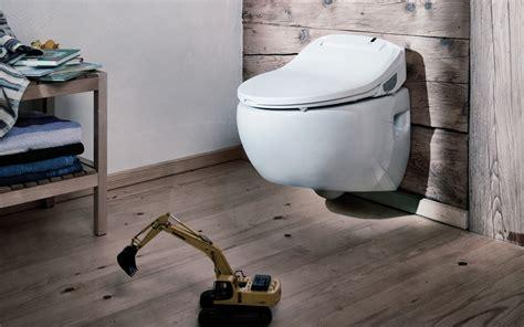 Klo Mit Wasserstrahl by Toilette Mit Wasserstrahl Dusch Wc Zwitter Aus Toilette