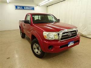2009 Toyota Tacoma Sr5 4x4  Manual Transmission
