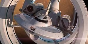NASA unveils its futuristic warp drive starship - called ...