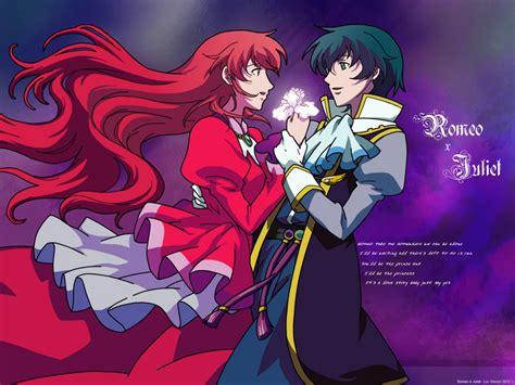 Romeo And Juliet Anime Wallpaper - anime couples images romeo x juliet hd wallpaper and
