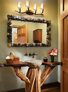 Diy Bathroom Decor Ideas Pinterest by Ba 241 Os Estilo Rustico Moderno Dikidu Com