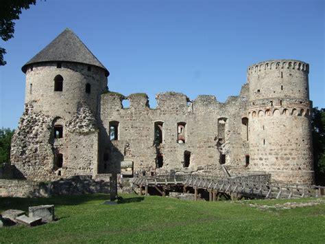 Cēsis - Order Castle Wenden - Ancient and medieval ...