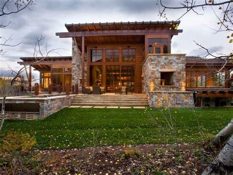 Home Design Ideas Exterior by Home Exterior With Designs Rustic Exterior Home