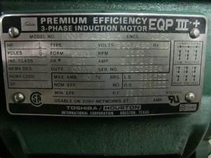 Toshiba Peremium Efficiency 3