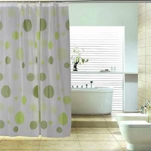 Bad Vorhang Stange : peva duschvorhang bad vorhang mit stange haken punkte ~ Michelbontemps.com Haus und Dekorationen