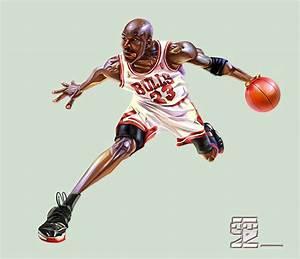 Michael Jordan2 By A Bb On Deviantart