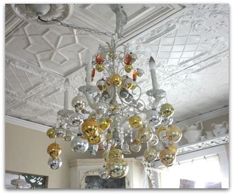 How To Decorate A Chandelier karla s cottage how to decorate your chandelier for