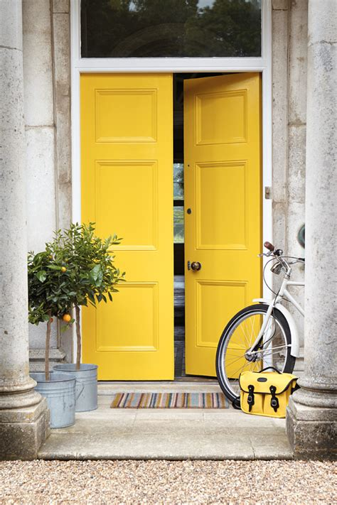 Colourful Door by Colourful Front Doors What They Say About You