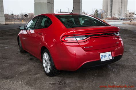 Dodge Dart Sxt Review by 2013 Dodge Dart Sxt Review Redlinenorth