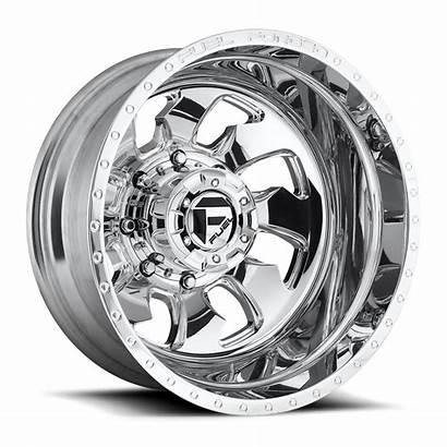 Dually Wheels Fuel Lug Rear Wheel Rims
