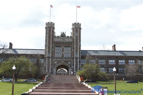 Top Colleges And Universities Washington University In St
