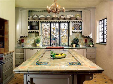 spanish kitchen makeover restoration design