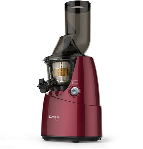 juicer greens leafy kuvings slow machine