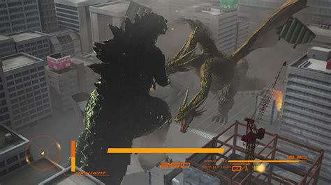 This is the third and final instalment in the trilogy of godzilla fighting games made by pipeworks software. Godzilla: The Game Hands-On PS3 Preview