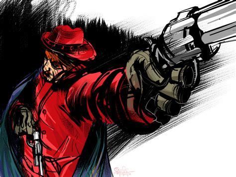Fan Art Friday Red Dead Redemption