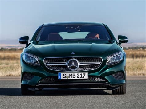 2019 Mercedes-benz S-class Coupe Facelift Spotted In