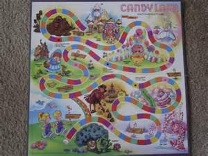 Original Candy Land Board Game