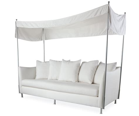 outdoor sofa with canopy oleander outdoor sofa w canopy