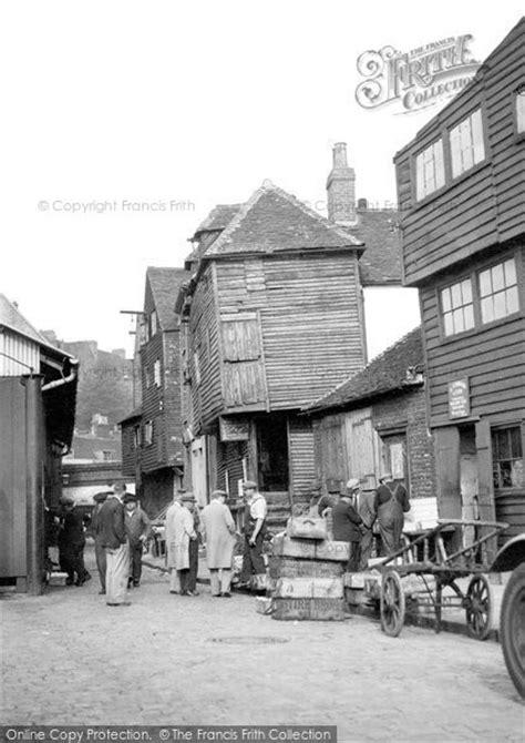 Folkestone, The Fish Market c.1955 - Francis Frith