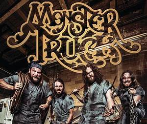 MONSTER TRUCK THE BAND Tour Dates 2016 - 2017 - concert ...