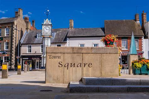 Downham Market Town Square | Explore West Norfolk