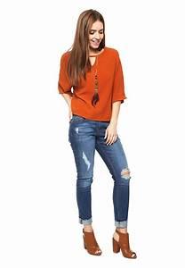 Las 25+ mejores ideas sobre Blusa naranja en Pinterest Trajes de color coral, Ropas de vestir