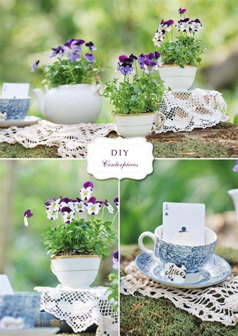 diy flower and teacup centerpieces 187 andrea dozier dayton