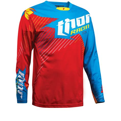 thor motocross jersey thor core 2016 hux limited edition motocross jersey