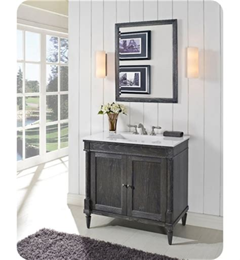 Fairmont Designs Rustic Chic Vanity by Fairmont Designs 143 V36 Rustic Chic 36 Inch Vanity In