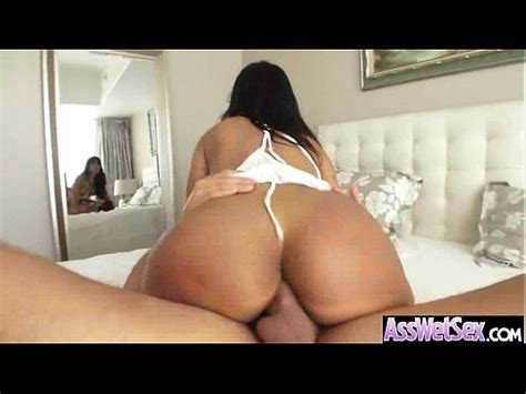 Anal Hardcore Sex With Big Wet Oiled Up Big Ass Hot Girl
