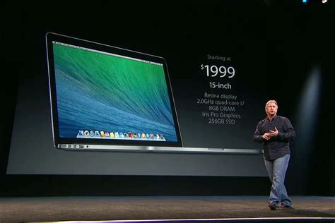 apple macbook pros get intel haswell processors lower