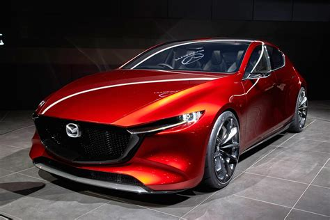 mazda kai concept previews  mazda   tokyo auto