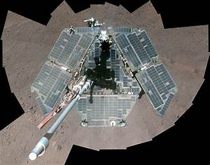 NASA May Ax Long-Lived Mars Rover Opportunity Mission Next ...