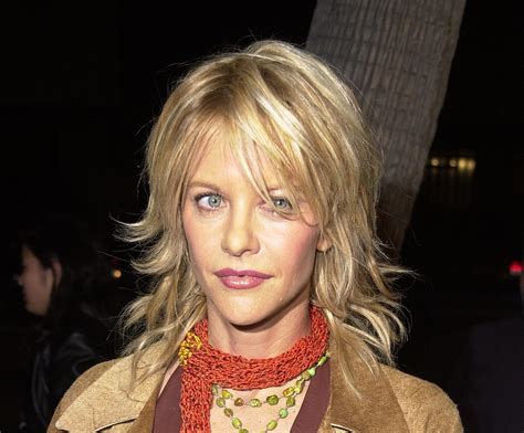 How The Woman Behind Meg Ryan's Haircut Shops For Herself