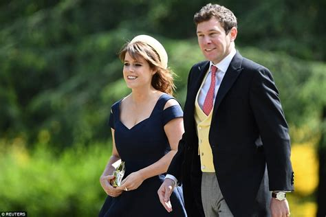 Princess Eugenie and Mr Jack Brooksbank's Wedding Day in Windsor | The Royal Family