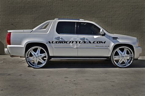 cadillac escalade ext custom wheels diablo elite 30x10 0 cadillac escalade ext custom wheels diablo elite 30x10 0