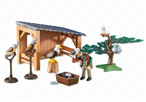 Playmobil Set: 6471 - Falconry - Klickypedia